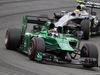 GP GERMANIA, 20.07.2014- Gara, Kamui Kobayashi (JPN) Caterham F1 Team CT05