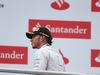 GP GERMANIA, 20.07.2014- Gara, Lewis Hamilton (GBR) Mercedes AMG F1 W05 3rd on the podium