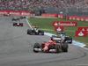 GP GERMANIA, 20.07.2014- Gara, Kimi Raikkonen (FIN) Ferrari F14T