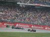 GP GERMANIA, 20.07.2014- Gara, Adrian Sutil (GER) Sauber F1 Team C33 stop on the track