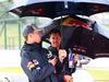 GP GIAPPONE, 05.10.2014 - Daniil Kvyat (RUS) Scuderia Toro Rosso STR9 e Sebastian Vettel (GER) Red Bull Racing RB10
