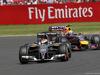 GP GRAN BRETAGNA, 06.07.2014 - Gara, Adrian Sutil (GER) Sauber F1 Team C33