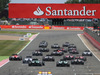 GP GRAN BRETAGNA, 06.07.2014 - Gara, Start of the race