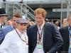 GP GRAN BRETAGNA, 06.07.2014 - Sir Jackie Stewart (GBR) e Prince Henry of Wales