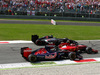 GP ITALIA, 07.09.2014 - Gara, Jean-Eric Vergne (FRA) Scuderia Toro Rosso STR9, Kimi Raikkonen (FIN) Ferrari F14-T e Esteban Gutierrez (MEX), Sauber F1 Team C33