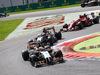 GP ITALIA, 07.09.2014 - Gara, Sergio Perez (MEX) Sahara Force India F1 VJM07