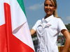GP ITALIA, 07.09.2014 - Gara, griglia Ragazza