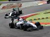 GP ITALIA, 07.09.2014 - Gara, Felipe Massa (BRA) Williams F1 Team FW36 davanti a Lewis Hamilton (GBR) Mercedes AMG F1 W05