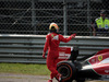 GP ITALIA, 07.09.2014 - Gara, Fernando Alonso (ESP) Ferrari F14-T retires from the race
