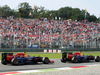 GP ITALIA, 07.09.2014 - Gara, Sebastian Vettel (GER) Red Bull Racing RB10 davanti a Daniel Ricciardo (AUS) Red Bull Racing RB10