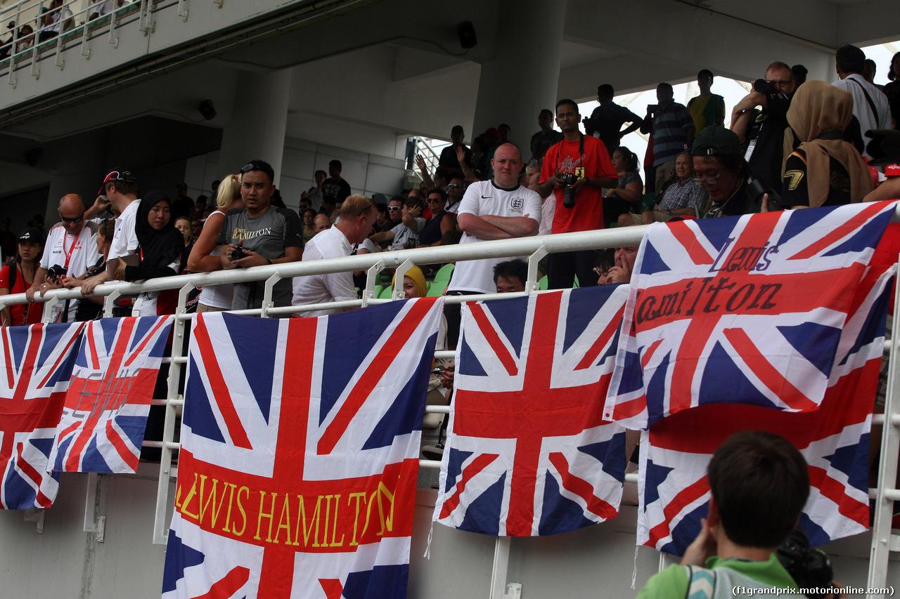 GP MALESIA, 30.03.2014 - Fans