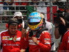 GP MALESIA, 30.03.2014 - Gara, Fernando Alonso (ESP) Ferrari F14-T e Fabrizio Borra (ITA), physiotherapist of Fernando Alonso (ESP)