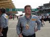 GP MALESIA, 30.03.2014 - Gara, Paul Hembery, Pirelli Motorspor Director