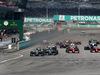GP MALESIA, 30.03.2014 - Gara, Start of the race