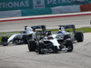 GP MALESIA, 30.03.2014 - Gara, Kevin Magnussen (DEN) McLaren Mercedes MP4-29 davanti a Felipe Massa (BRA) Williams F1 Team FW36 e Valtteri Bottas (FIN) Williams F1 Team FW36