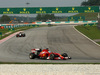 GP MALESIA, 30.03.2014 - Gara, Fernando Alonso (ESP) Ferrari F14-T davanti a Nico Hulkenberg (GER) Sahara Force India F1 VJM07
