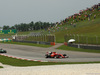 GP MALESIA, 30.03.2014 - Gara, Kimi Raikkonen (FIN) Ferrari F14-T davanti a Marcus Ericsson (SUE) Caterham F1 Team CT-04