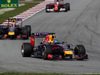 GP MALESIA, 30.03.2014 - Gara, Sebastian Vettel (GER) Red Bull Racing RB10 davanti a Daniel Ricciardo (AUS) Red Bull Racing RB10