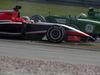 GP MALESIA, 30.03.2014 - Gara, Jules Bianchi (FRA) Marussia F1 Team MR03 e Marcus Ericsson (SUE) Caterham F1 Team CT-04