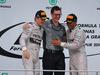 GP MALESIA, 30.03.2014 - Gara, secondo Nico Rosberg (GER) Mercedes AMG F1 W05 e Lewis Hamilton (GBR) Mercedes AMG F1 W05 vincitore