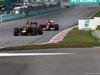 GP MALESIA, 30.03.2014 - Gara, Daniel Ricciardo (AUS) Red Bull Racing RB10 davanti a Fernando Alonso (ESP) Ferrari F14-T
