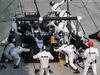 GP MALESIA, 30.03.2014 - Gara, Pit stop, Jenson Button (GBR) McLaren Mercedes MP4-29