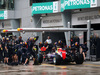 GP MALESIA, 29.03.2014- Qualifiche, Pit stop of Sebastian Vettel (GER) Red Bull Racing RB10