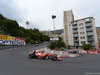 GP MONACO, 25.05.2014- Gara, Fernando Alonso (ESP) Ferrari F14-T davanti a Kimi Raikkonen (FIN) Ferrari F14-T