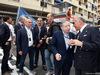 GP MONACO, 25.05.2014- Gara, Jean Todt (FRA), President FIA e Dr. Angelo Sticchi Damiani (ITA) Aci Csai President