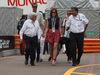GP MONACO, 25.05.2014- Gara, Bernie Ecclestone (GBR), President e CEO of FOM e Pasquale Lattuneddu (ITA), FOM