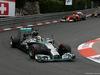 GP MONACO, 25.05.2014- Gara, Lewis Hamilton (GBR) Mercedes AMG F1 W05 davanti a Kimi Raikkonen (FIN) Ferrari F14-T