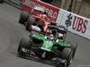GP MONACO, 25.05.2014- Gara, Kamui Kobayashi (JAP) Caterham F1 Team CT-04
