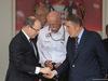 GP MONACO, 25.05.2014- Gara, S.A.S. Prince Albert II, Dr. Dieter Zetsche, Chairman of Daimler e Boeri