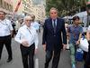 GP MONACO, 25.05.2014- Gara, Bernie Ecclestone (GBR), President e CEO of FOM e Boeri
