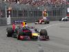 GP MONACO, 25.05.2014- Gara, Daniel Ricciardo (AUS) Red Bull Racing RB10
