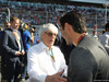 GP RUSSIA, 12.10.2014- Bernie Ecclestone (GBR), President e CEO of Formula One Management