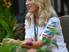 GP SINGAPORE, 21.09.2014 - Jennifer Becks (GER), girlfriend of Adrian Sutil (GER)
