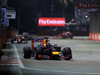 GP SINGAPORE, 21.09.2014 - Gara, Sebastian Vettel (GER) Red Bull Racing RB10