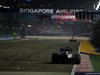 GP SINGAPORE, 21.09.2014 - Gara, Lewis Hamilton (GBR) Mercedes AMG F1 W05