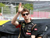 GP SPAGNA, 11.05.2014- Romain Grosjean (FRA) Lotus F1 Team E22