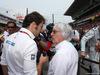 GP SPAGNA, 11.05.2014- Bernie Ecclestone (GBR), President e CEO of FOM