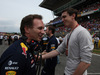 GP SPAGNA, 11.05.2014- Christian Horner (GBR), Red Bull Racing, Sporting Director