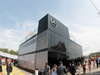 GP SPAGNA, 11.05.2014- Mercedes Hospitality