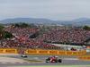 GP SPAGNA, 11.05.2014-  Gara, Kimi Raikkonen (FIN) Ferrari F14-T davanti a Fernando Alonso (ESP) Ferrari F14-T