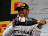 GP SPAGNA, 11.05.2014-  Gara, Lewis Hamilton (GBR) Mercedes AMG F1 W05 vincitore