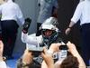 GP SPAGNA, 11.05.2014-  Gara, secondo Nico Rosberg (GER) Mercedes AMG F1 W05