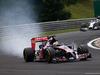 GP UNGHERIA, 27.07.2014- Gara, Jean-Eric Vergne (FRA) Scuderia Toro Rosso STR9 davanti a Lewis Hamilton (GBR) Mercedes AMG F1 W05