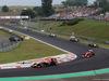 GP UNGHERIA, 27.07.2014- Gara, Sebastian Vettel (GER) Red Bull Racing RB10 davanti a Fernando Alonso (ESP) Ferrari F14-T