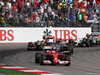 GP USA, 02.11.2014 - Gara, Kimi Raikkonen (FIN) Ferrari F14-T