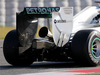 TEST BARCELLONA 14 MAGGIO, Mercedes GP New exhaust 14.05.2014. Formula One Testing, Barcelona, Spain, Day Two.